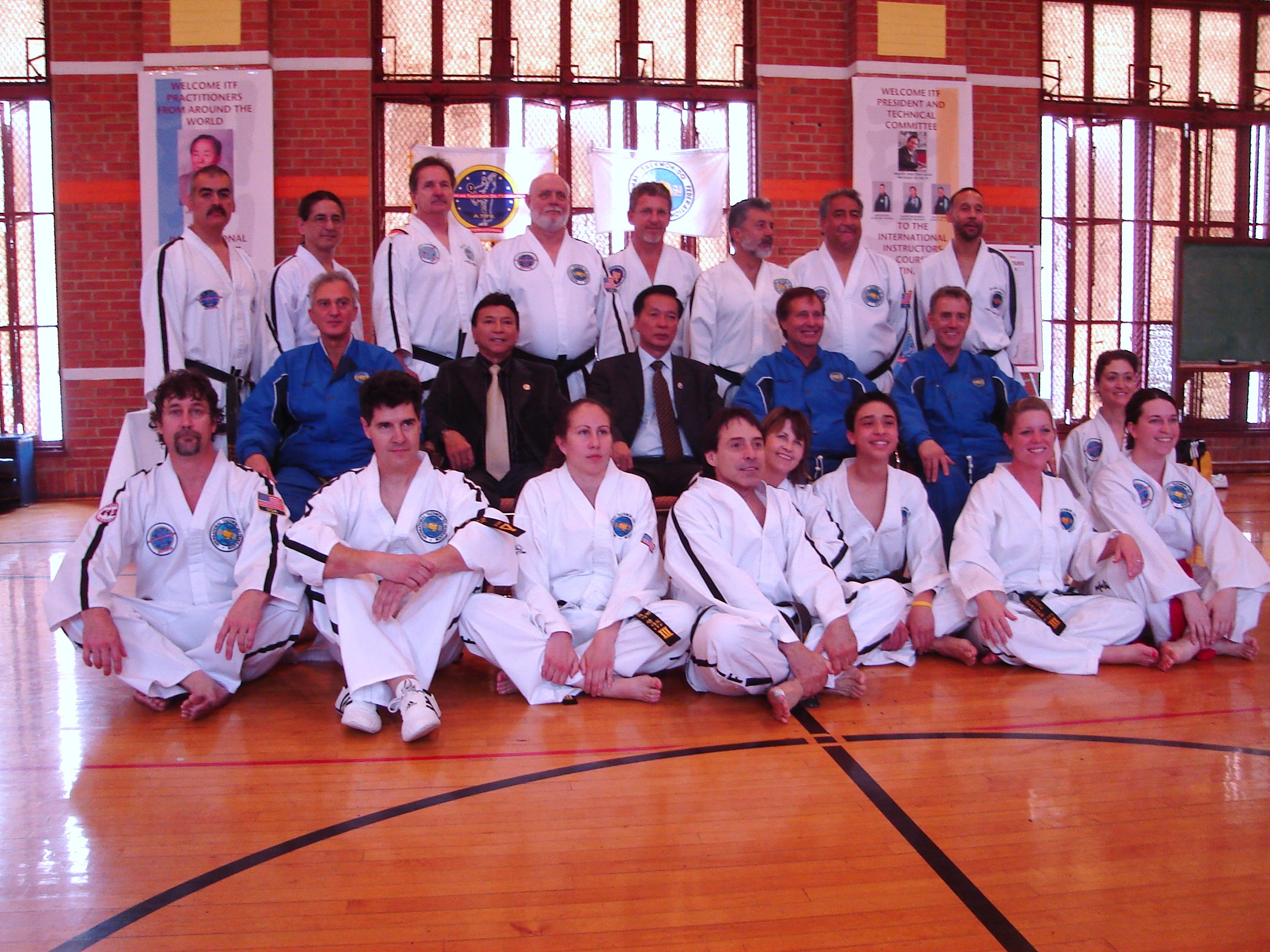 International instructors seminar 08
