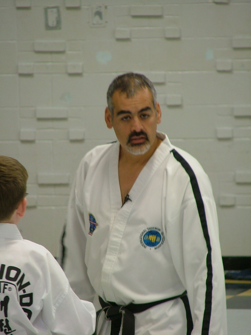 My instructor Master Nunez